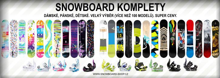 a3e7f17da Snowboard komplet - snowboard komplety za 4990,-